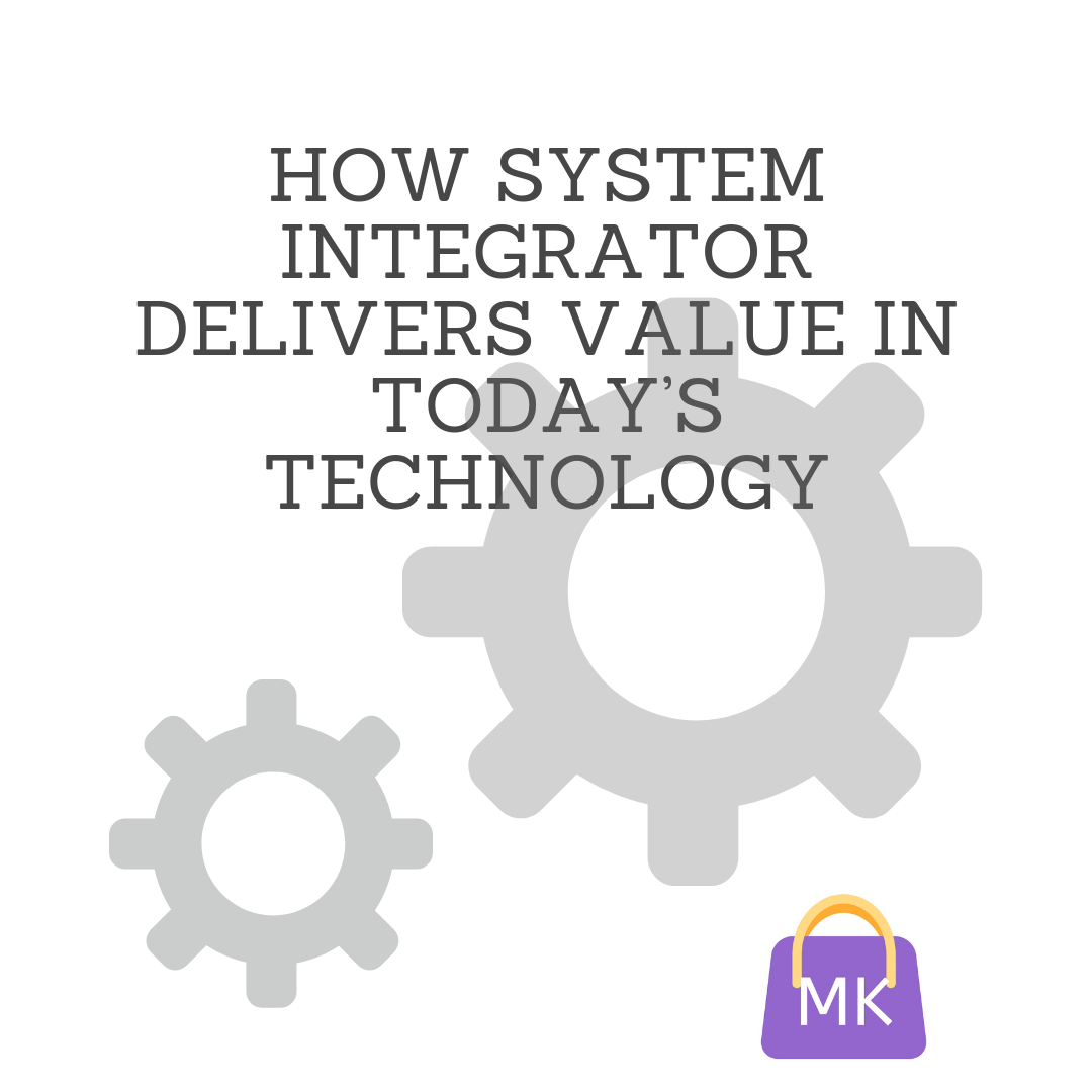 engineering blog, System Integrator