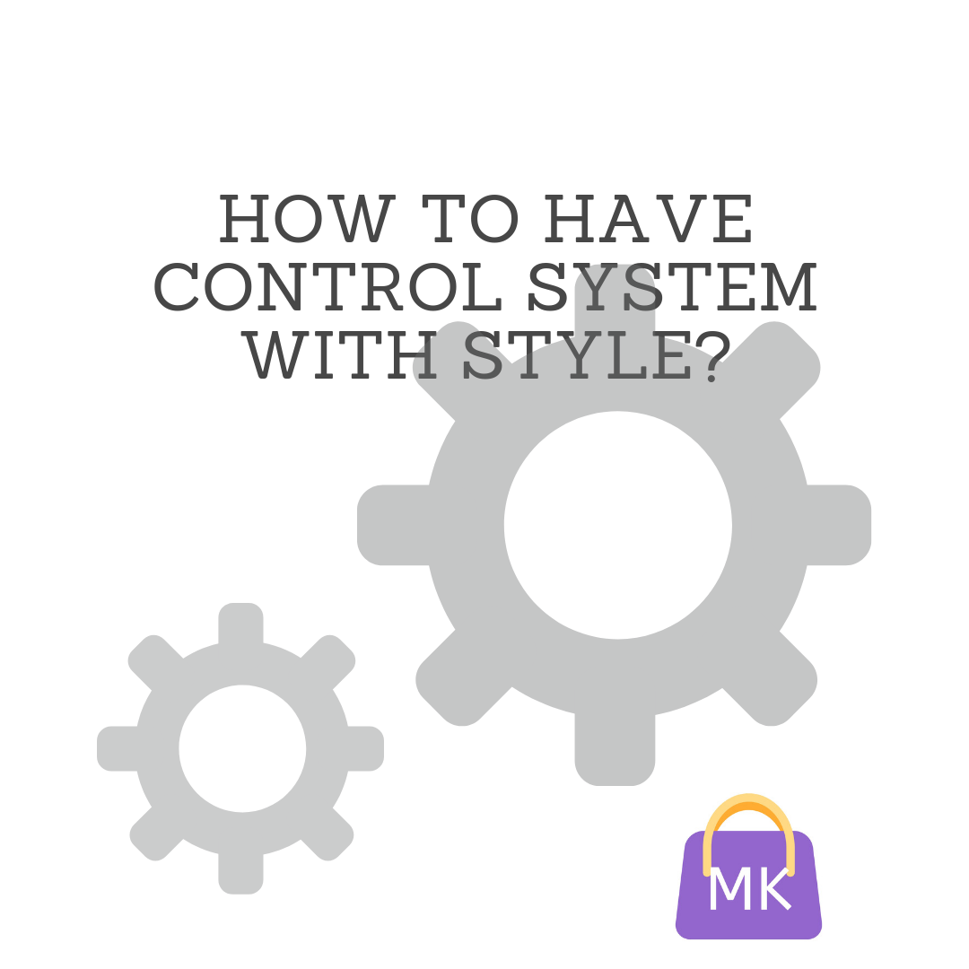 control system, control system with style, engineering blog